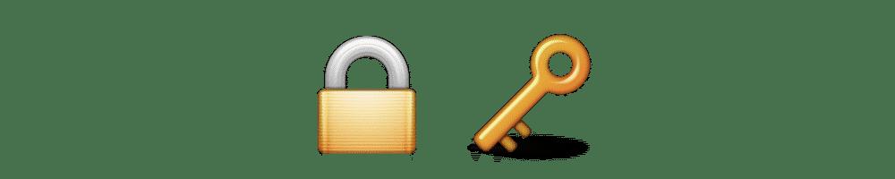 emoji-pop-answer-yellow-lock-padlock-and-gold-key-2