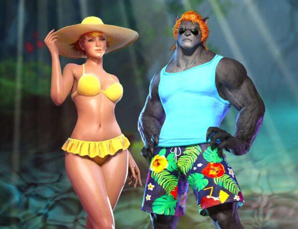 Summer Beach 1618348 600x460