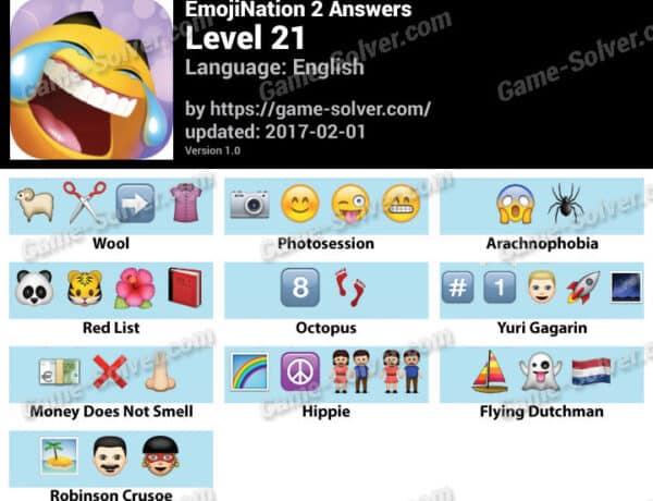 Emojination 2 Level 21 5661460 600x460