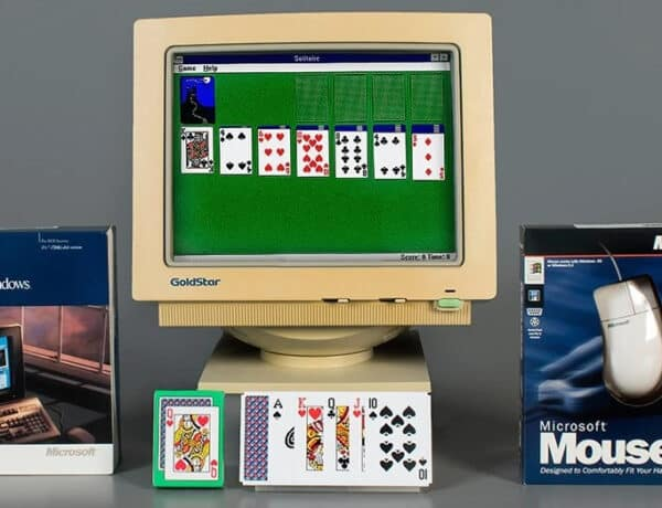 Celebrating 30 Years Of Microsoft Solitaire With Those Oh So Familiar Bouncing Cards 9997024 600x460