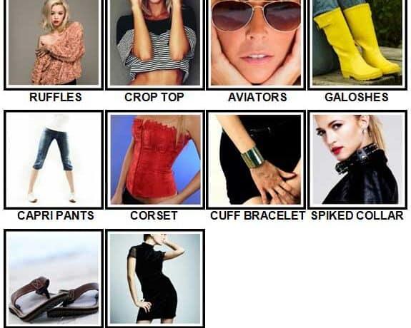 100 Pics Fashion Level 51 60 Answers 4981809 575x460