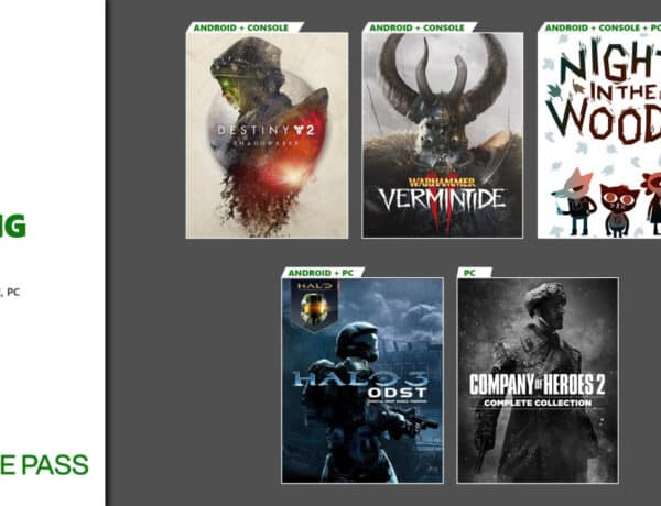 Coming Soon To Xbox Game Pass Cloud Gaming Destiny 2 Night In The Woods Company Of Heroes 2 And More 4416943 600x460